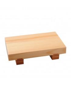 Tavoletta Sushi di legno
