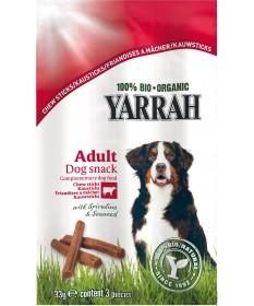 bastoncini bio per cani yarrah