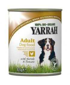 Bocconcini bio per cani Yarrah