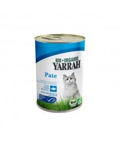 Patè bio per gatti Yarrah