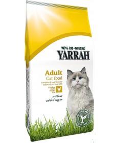 Crocchette biologiche per gatti Yarrah