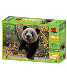 national-geographic-kids-100-pezzi-3d-puzzle-panda