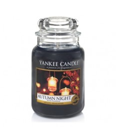 Candela in barattolo Yankee Candle