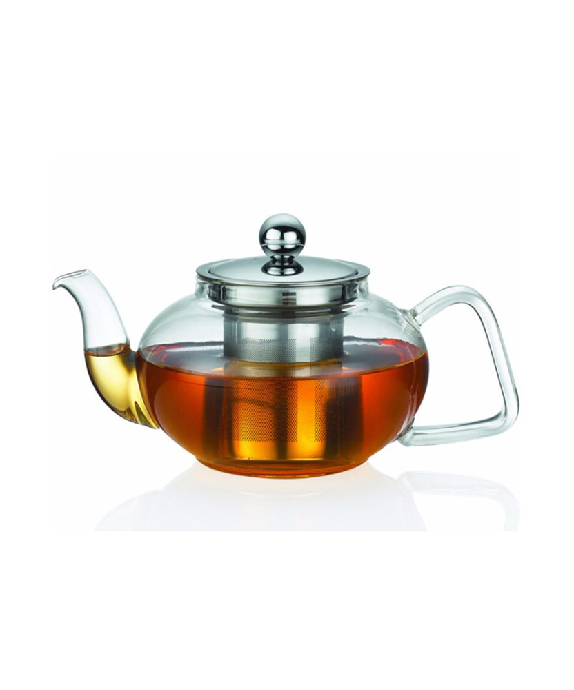 Teiera in vetro Kuchenprofi