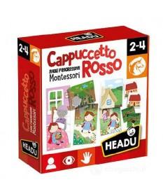Cappuccetto Rosso, Giochi Linea Montessori - HEADU
