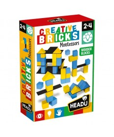Creative Bricks, Giochi Linea Montessori - HEADU