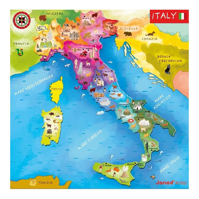 Italia Magnatica Janod