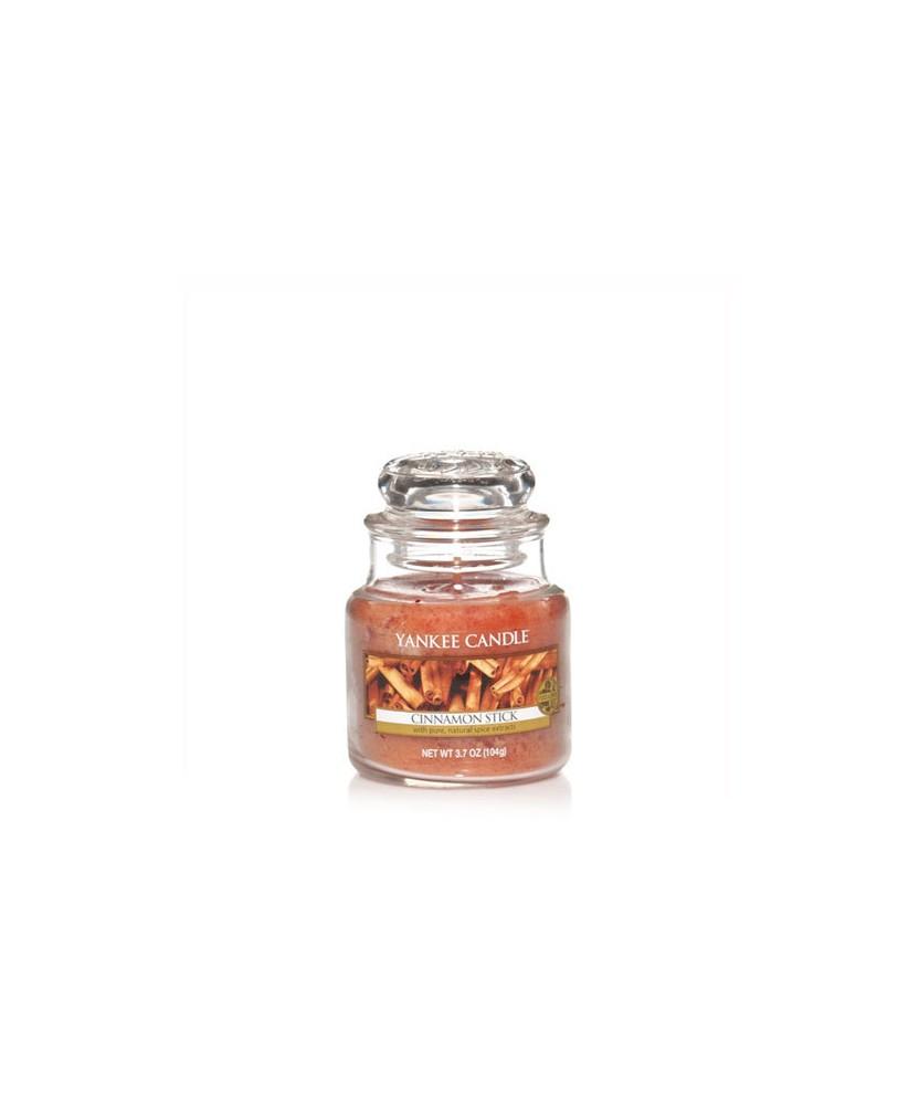 Candela Profumata Yankee Candle - Cinnamon Stick - giara piccola