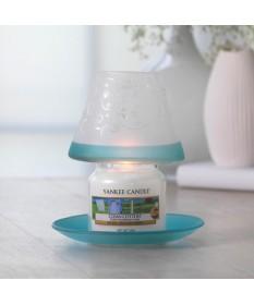 Candela Profumata Yankee Candle - Clean Cotton - giara piccola diffusore