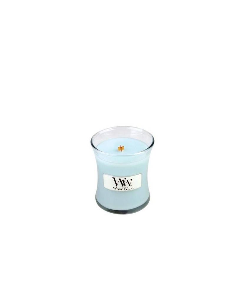 Candela profumata Woodwick - Pure Comfort - piccola