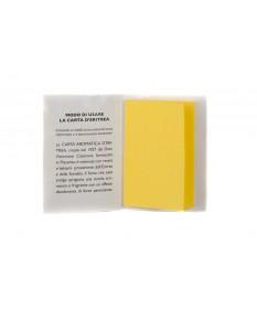 Libretto 24 listelli - Carta Aromatica d'Eritrea
