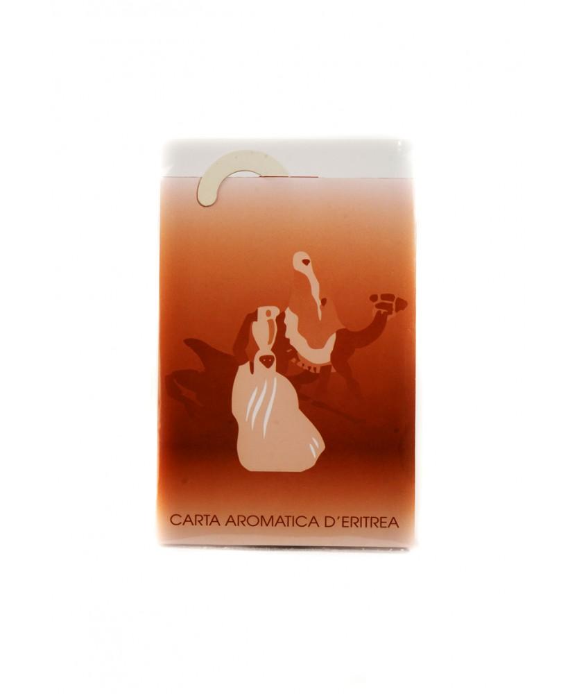 Profumatore per Armadi - Carta Aromatica d'Eritrea
