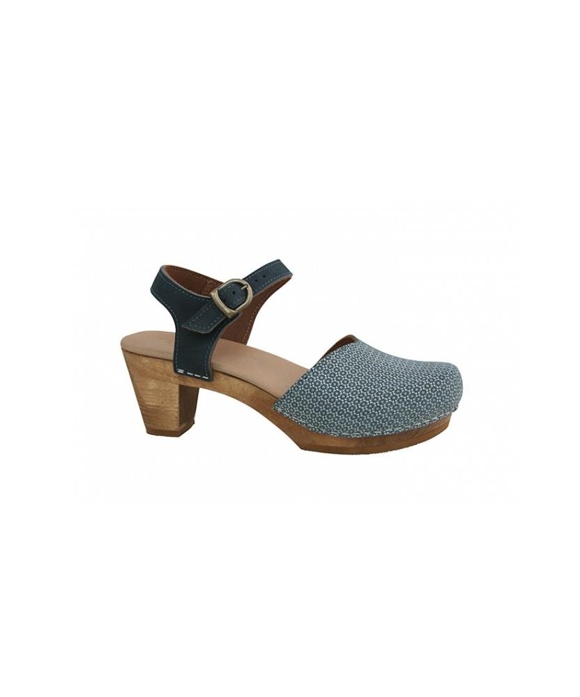 Sandalo Wood Lisa Petrolio - Sanita