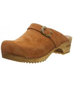 Sandalo Aperto Hedi Terracotta - Sanita