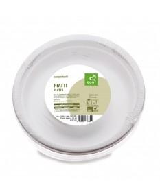 Piatti compostabili - Ecor