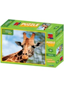 Puzzle 3D 48 pezzi - National Geographic
