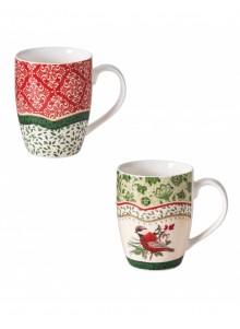 Mug set 2 pz. linea Cantico...