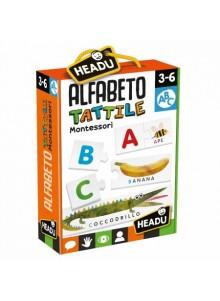 Alfabeto Tattile Montessori...