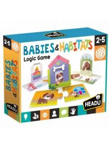 Babies & Habitats - Headu