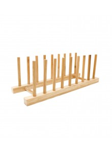 Scolapiatti in bambù Home &...