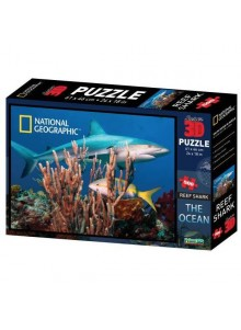 Puzzle 3D 500 pezzi -...